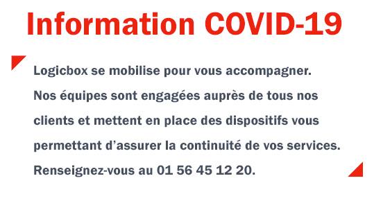 Continuité des services - COVID-19
